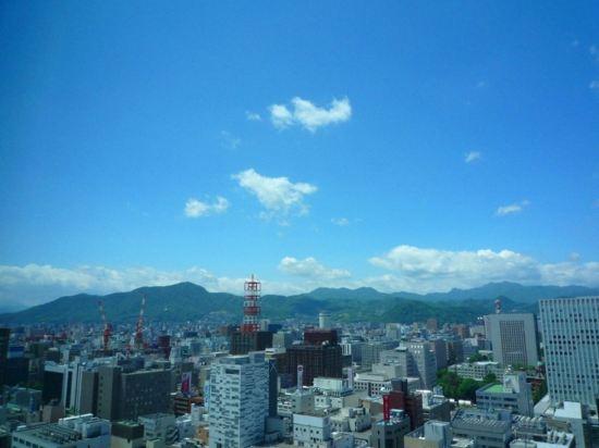 札幌ANA皇冠假日酒店(ANA CROWNE PLAZA SAPPORO)外觀