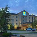 俄克拉何馬城機場舒適套房酒店
