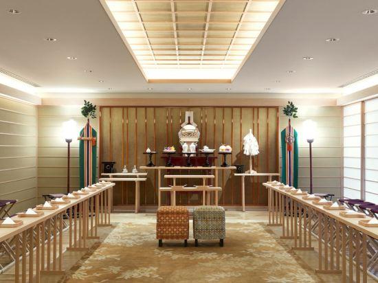 東京半島酒店(The Peninsula Tokyo)會議室