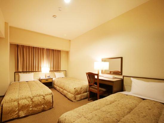 名古屋錦太陽酒店(Sun Hotel Nagoya Nishiki)三人房