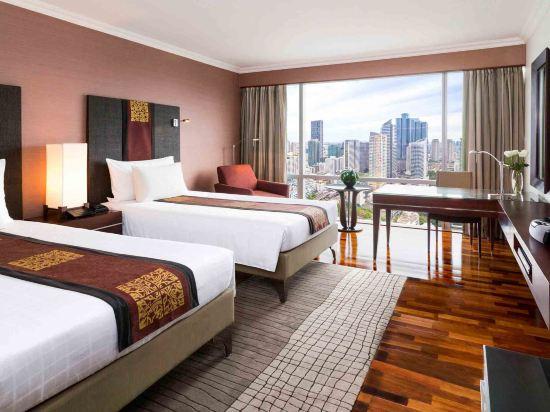 曼谷鉑爾曼G酒店(Pullman Bangkok Hotel G)行政房