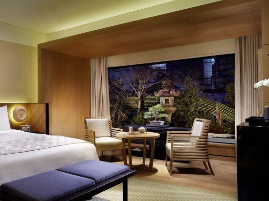 京都麗思卡爾頓酒店(The Ritz-Carlton Kyoto)豪華花園客房