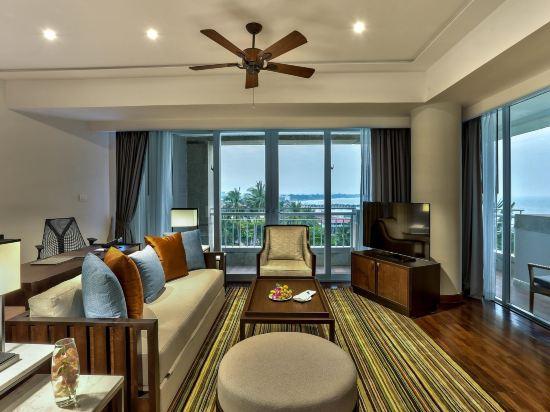 華欣希爾頓温泉度假酒店(Hilton Hua Hin Resort & Spa)海景行政雙床套房
