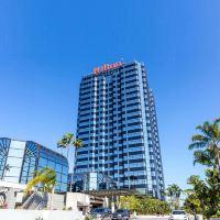 洛杉磯環球影城希爾頓酒店酒店預訂