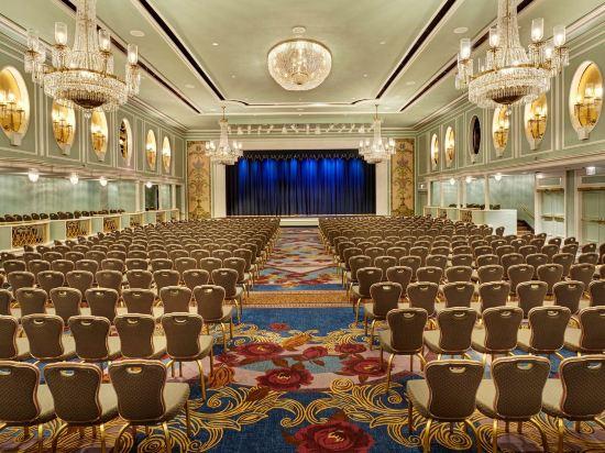 紐約市中心希爾頓酒店(New York Hilton Midtown)多功能廳
