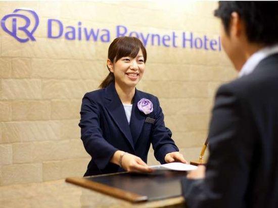 博多祗園大和ROYNET酒店(Daiwa Roynet Hotel Hakata Gion Fukuoka)酒店隨機房型