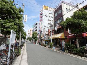 鶴橋旭日村旅館(Sun Village Tsuruhashi)