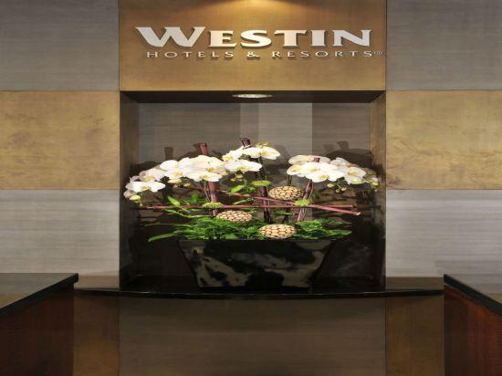 温哥華威斯汀大酒店(The Westin Grand, Vancouver)公共區域