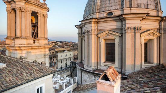 Eitch Borromini - Palazzo Pamphilj
