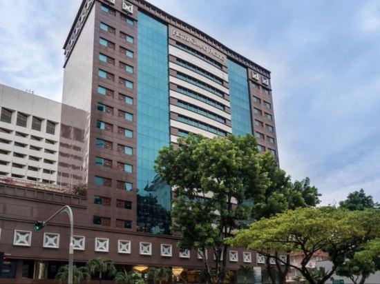 新加坡大太平洋酒店(Hotel Grand Pacific Singapore)外觀