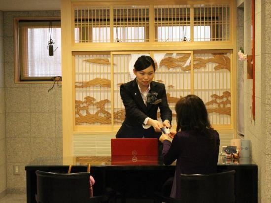 京都雅然居酒店(祇園)(Hotel Alza Kyoto)公共區域