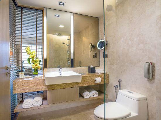 八打靈再也希爾頓酒店(Hilton Petaling Jaya)超級豪華房