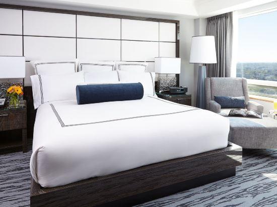 温哥華泛太平洋酒店(Pan Pacific Vancouver)太平洋貴賓市景套房