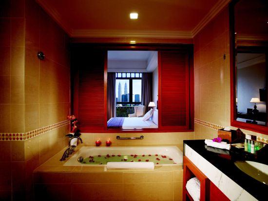 吉隆坡皇家朱蘭酒店(Royale Chulan Kuala Lumpur)高級房