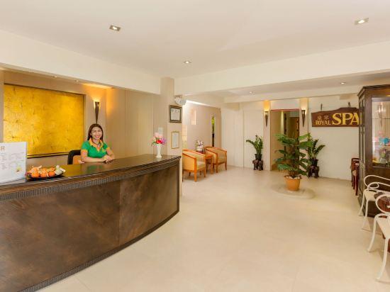 芭堤雅金色城市水療酒店(The Golden Ville Boutique Hotel & Spa Pattaya)公共區域