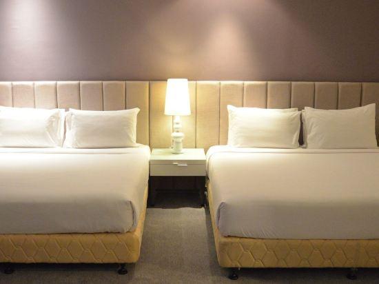 吉隆坡焦賴絲麗酒店(Silka Cheras Kuala Lumpur)家庭房