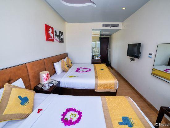峴港國王手指酒店(King's Finger Hotel Da Nang)家庭房
