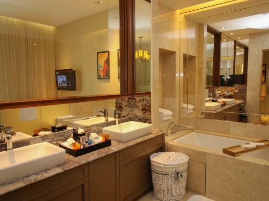 新加坡聖淘沙名勝世界逸濠酒店(Resorts World Sentosa - Equarius Hotel)豪華花園房