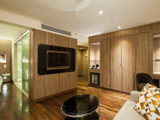 曼谷諾富特素坤逸20號酒店(Novotel Bangkok Sukhumvit 20)家庭套房