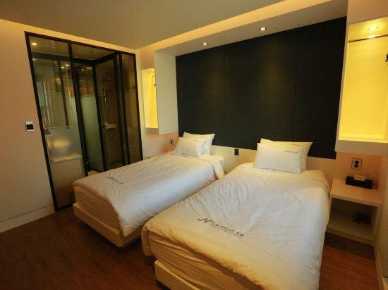 諾埃爾商務汽車旅館(Noel Business Hotel)雙床房