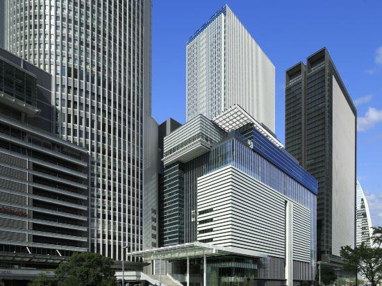名古屋JR門樓酒店(Nagoya JR Gate Tower Hotel)外觀