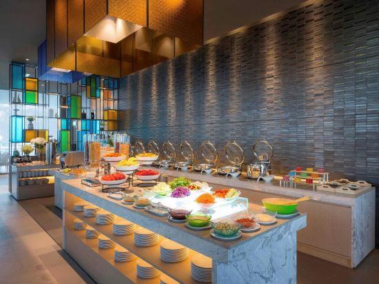 宜必思尚品曼谷素坤逸康福酒店(Ibis Styles Bangkok Sukhumvit Phra Khanong)餐廳