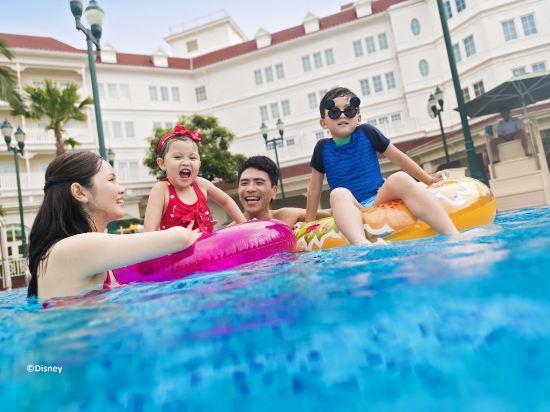 香港迪士尼樂園酒店(Hong Kong Disneyland Hotel)健身娛樂設施