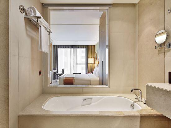 台中日月千禧酒店(Millennium Hotel Taichung)日月客房