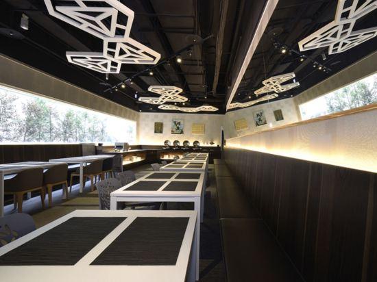 頭等艙飯店(台中綠園道館)(Airline Inn Taichung Green Park Way)餐廳