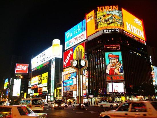 札幌大通Nest酒店(Nest Hotel Sapporo Odori)外觀