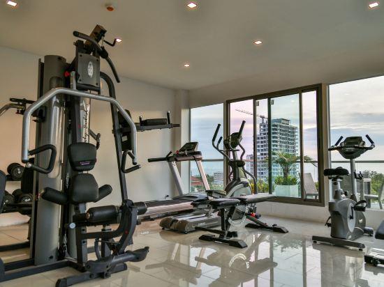 新北歐家庭酒店(Family Residence)健身房