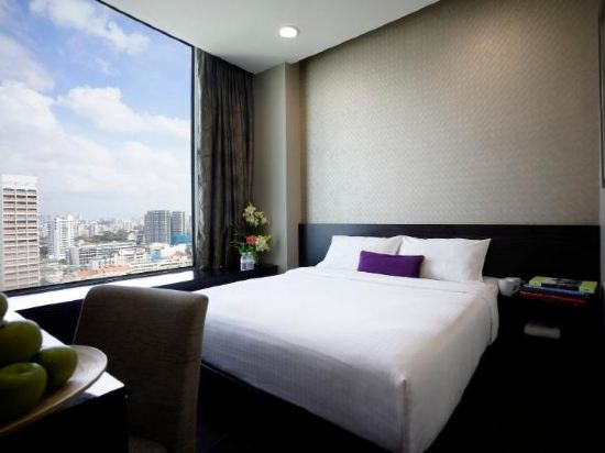 新加坡威大酒店 - 勞明達(V Hotel Lavender)高級房