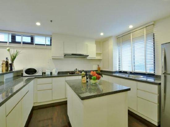 璀璨專享服務公寓(Abloom Exclusive Serviced Apartments)三卧室豪華套房