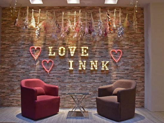 台中隱和旅(INNK Hotel)公共區域