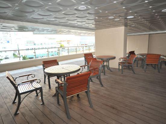 海雲台馬克酒店(Hotel the Mark Haeundae)公共區域
