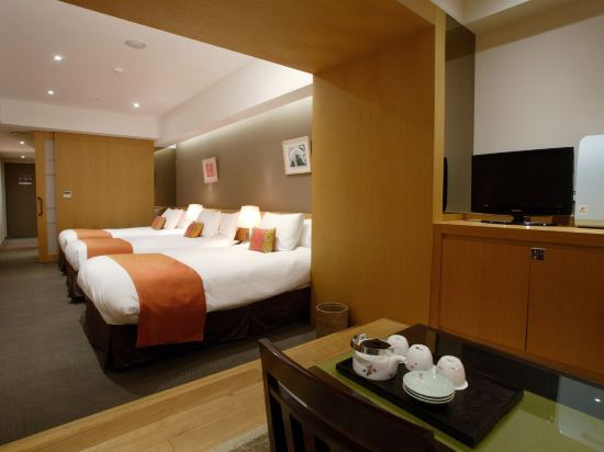 明洞PJ酒店(Hotel PJ Myeongdong)尊貴三人房