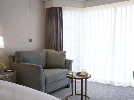 百樂達斯釜山酒店(Paradise Hotel Busan)部分海景甄選房