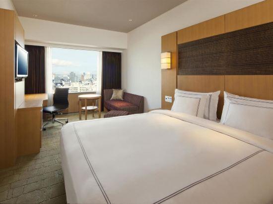 大阪南海瑞士酒店(Swissotel Nankai Osaka)瑞士優勢特大床房
