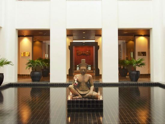 曼谷素可泰酒店(The Sukhothai Bangkok)高級房