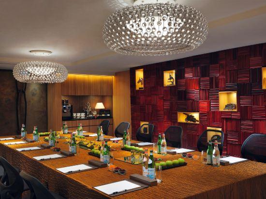 新加坡聖淘沙艾美酒店(Le Méridien Singapore, Sentosa)會議室
