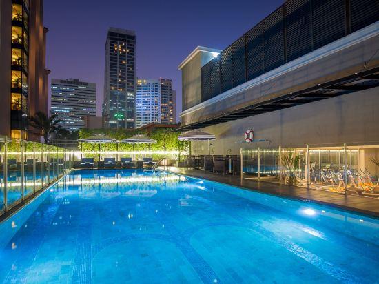 曼谷威爾酒店(Well Hotel Bangkok)室外游泳池