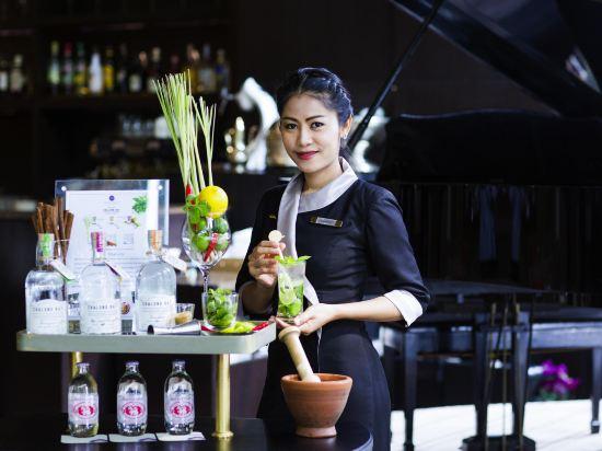 曼谷財富美爵酒店(Grand Mercure Bangkok Fortune)酒吧