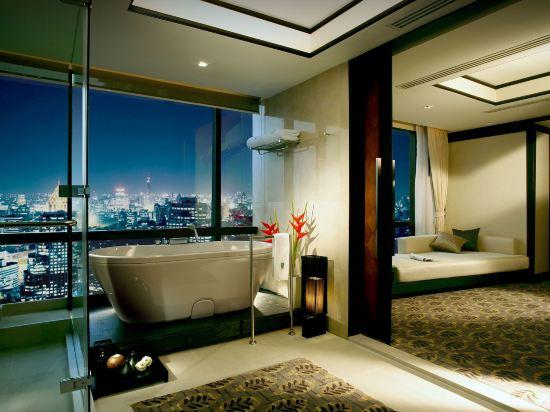 曼谷悅榕莊酒店(Banyan Tree Bangkok)單卧套房