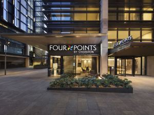 悉尼中央公園喜來登福朋酒店
