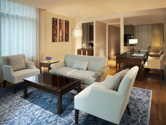 曼谷瑞吉酒店(The St. Regis Bangkok)尊貴大都會套房