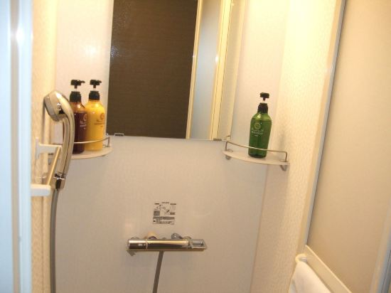 福岡天然温泉博多運河城前多米高級酒店(Hotel Dormy Inn Premium Hakata Canalcitymae Fukuoka)緊湊雙床房