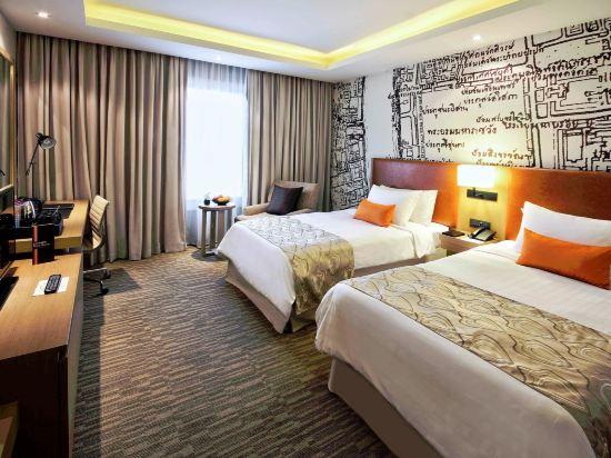 曼谷財富美爵酒店(Grand Mercure Bangkok Fortune)至尊俱樂部房
