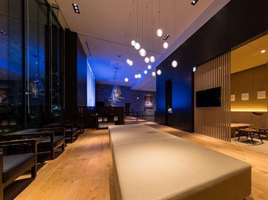 新宿花JR九州酒店(Jr Kyushu Hotel Blossom Shinjuku)公共區域