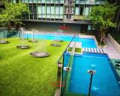 暹羅百麗宮水門市場豪華公寓