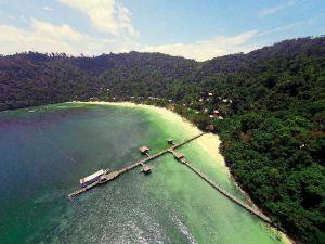 哥打京那巴魯大紅花度假村(Bunga Raya Island Resort & Spa Kota Kinabalu)